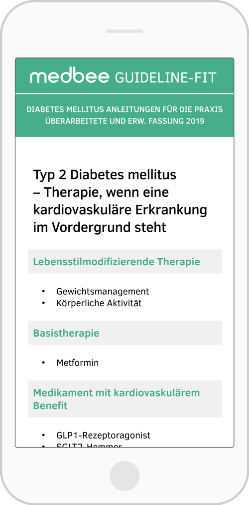Typ 2 Diabetes mellitus